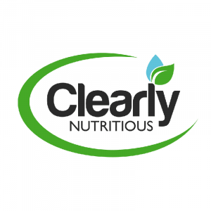 Clearly Nutritious Logo